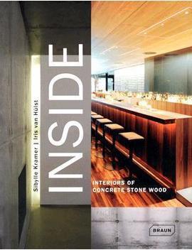 Inside. Interiors Of Concrete Stone Wood by Iris Van HÜlst