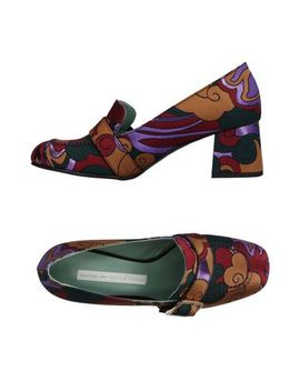 Paola D'arcano Loafers   Footwear by Paola D'arcano
