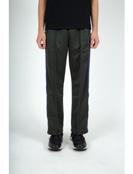 Needles Poly Smooth Track Pant   Green by Garmentory