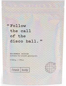 Shimmer Scrub by Frank Body