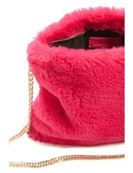 Faux Fur Crossbody by Forever 21