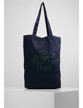 Tote Bag Sad Songs   Shopping Bags by Wood Wood
