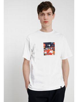 Memorial Box Logo Tee   T Shirts Print by Huf