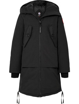 Olympia Shell Down Parka by Canada Goose