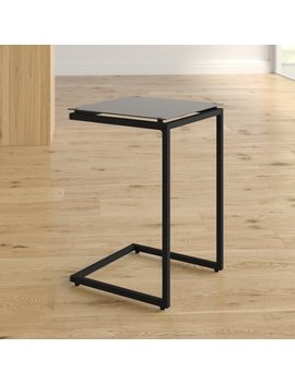 Wrought Studio Bonetti C Shaped End Table & Reviews by Wrought Studio