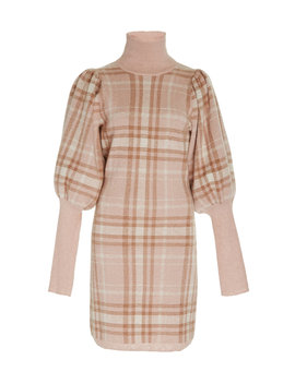Unbridled Check Sweater by Zimmermann