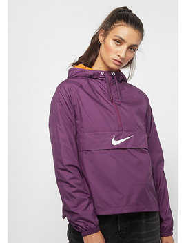 Nsw Swoosh Packable Bordeaux/White by Nike