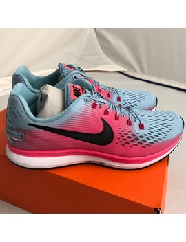 Nike Air Zoom Pegasus Fly Ease Mica Blue/Racer Pink   Nwt by Nike