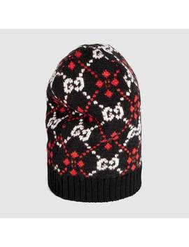 Gg Diamond Hat by Gucci