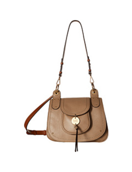 Susie Large Leather Crossbody by See By Chloe