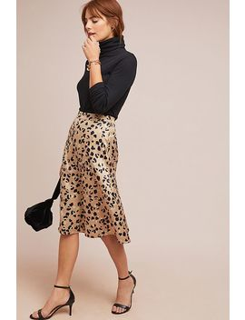 Leopard Skirt by Hutch