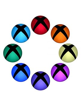 E Xtreme Rate 16 Pcs(A Set) Custom Polychrome Home Button Power Switch Stickers Skin Cover For Xbox One Console by E Xtreme Rate