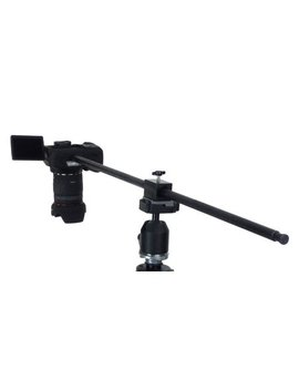 Alzo Horizontal Camera Mount, Tripod Accessory For Overhead Product Photography by Alzo Digital