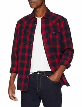 Selected Men's Slhslimned Pal Shirt Ls Check W Formal by Selected