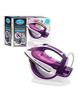 Quest 35070 220 Degree Max Cordless Steam Iron, 2400 W by Quest