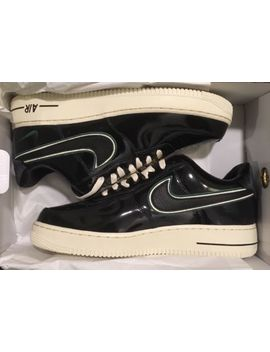 Nike Air Force 1 Nigel Sylvester Exclusive Nyc Pop Up Shop Id Patent Size 9.5 by Nike