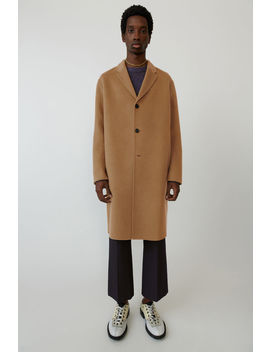 Oversized Mantel Camelbraun by Acne Studios