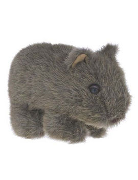 11cm Jumbuck Wombat Plush Soft Cuddly Cute Huggable Stuffed Animal Toy Xmas Gift by Jumbuck