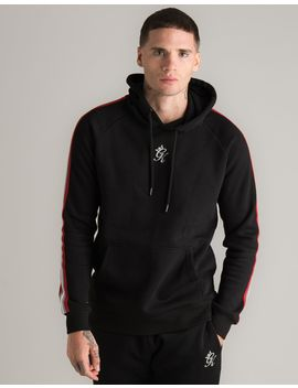 Gym King Newton Tape Overhead Hoodie by Gym King