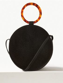 Circle Cross Body Bag by Marks & Spencer