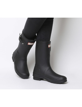 Womens Original Short Wellies by Hunter