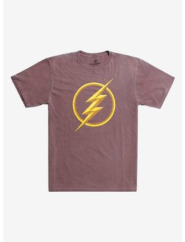 Dc Comics The Flash Faded Red T Shirt by Hot Topic