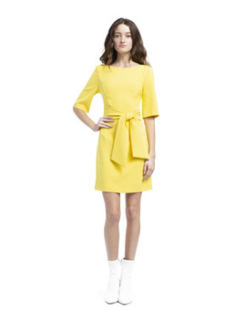 Virgil Mini Dress by Alice And Olivia