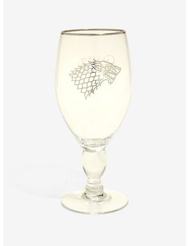 Game Of Thrones Stark Chalice Beer Glass by Hot Topic