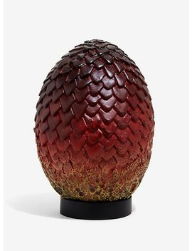 Game Of Thrones Drogon Dragon Egg Prop Replica by Hot Topic