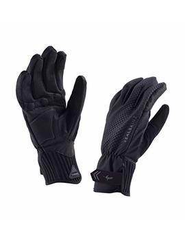 Sealskinz 100 Percent Waterproof Unisex Glove   Windproof And Breathable   Suitable For Cycling, Commuting In All Weather Conditions by Seal Skinz
