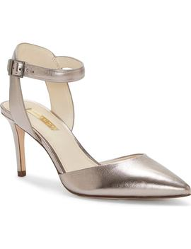 Kota Ankle Strap Pump by Louise Et Cie