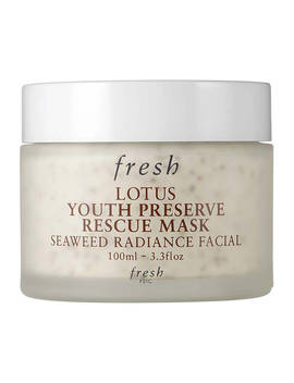 Fresh Lotus Youth Preserve Rescue Mask, 100ml by Fresh