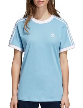 Adidas Women's 3 Stripes T Shirt by Adidas