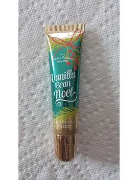 Bath & Body Works 2016 Liplicious Vanilla Bean Noel Lip Gloss by Bath & Body Works