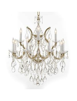 Gallery Maria Theresa 13 Light Tiered Chandelier by Kohl's