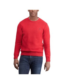 Men's Chaps Regular Fit Crewneck Sweater by Kohl's