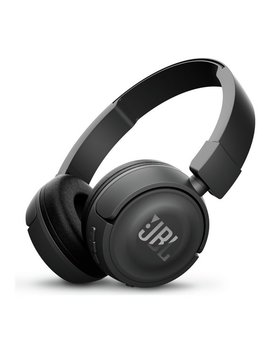 Jbl T450 On Ear Wireless  Headphones   Black by Argos