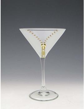 Set Of 4 Xyz Gold Zipper Etched Martini Cocktail Drinking Glasses 7.25 Ounces by Diva At Home