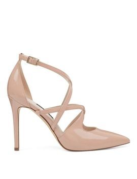 Tuluiza Strappy Pumps by Nine West