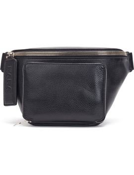 Large Leather Bum Bag by Kara