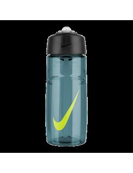 Nike T1 Flow Swoosh Water Bottle 16 Oz   Blue by Sport Chek