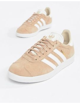 "<Font Style=""Vertical Align: Inherit;""><Font Style=""Vertical Align: Inherit;"">Adidas Originals   Gazelle   Sneakers   Blush</Font></Font> by  Adidas"