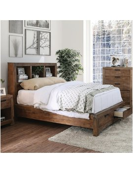Loon Peak Cuomhouse Storage Platform Bed by Loon Peak