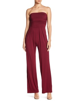 Solid Jumpsuit by Pink Owl