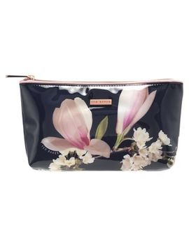 Ted Baker Ladies Pvc Make Up Bag Autumn/Winter 18 by Ted Baker