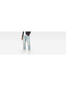 Staq 3 D Straight Tapered Jeans by G Star