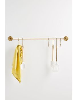 Lea Wall Mounted Pot & Utensil Rack by Anthropologie