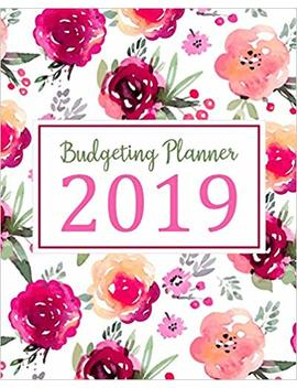 Budgeting Planner 2019: Daily Weekly & Monthly Calendar Expense Tracker Organizer For Budget Planner And Financial Planner Workbook ( Bill ... Book Monthly Bill Organizer) (Volume 5) by Amazon