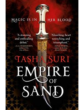Empire Of Sand (The Books Of Ambha) by Amazon