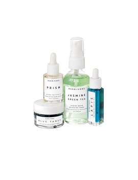Balance + Clarify Natural Skincare Mini Collection by Herbivore Botanicals
